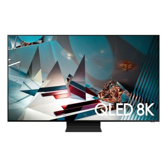 Samsung 65 Inch 8K UHD Smart QLED TV with Built-in Receiver-  65Q800TA