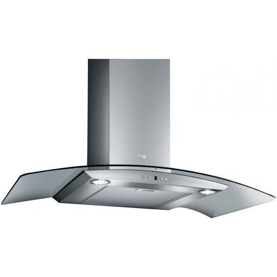 Turbo Air Pantheon Built-In Hood, 90 cm - Stainless Steel