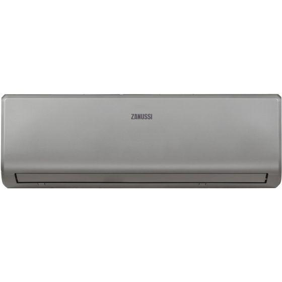 Zanussi Split Air Conditioner, 1.5 Hp, Cooling And Heating, Silver- ZS12V69CCHI