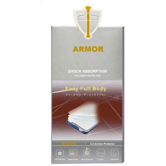 Armor Front & Back Screen Protector For Samsung Galaxy S21 Ultra - Transparent