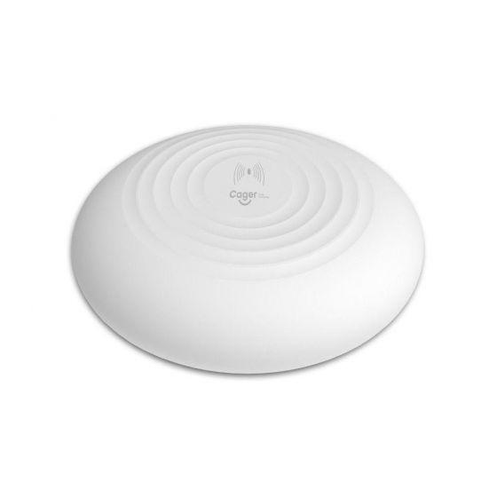 Cager Qi Wireless Lighting Charger, 10W, White- WL2