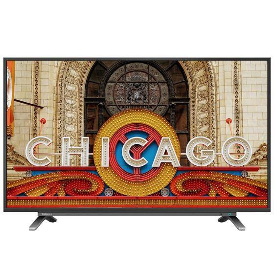 Toshiba 43 Inch Full HD LED TV With Built-in Receiver- 43L3965EA