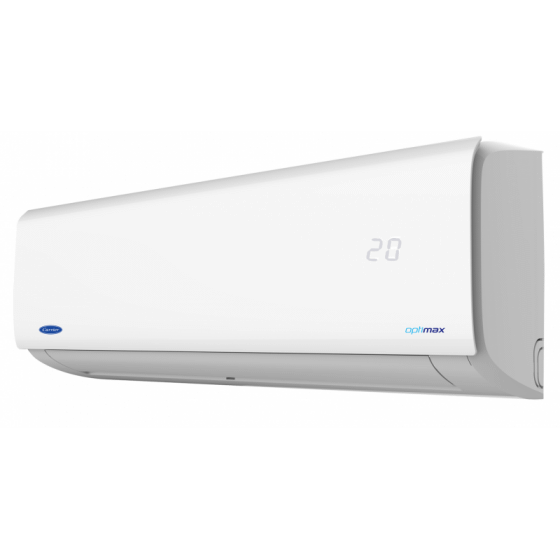 Carrier Split Air Conditioner, Inverter Motor 2.25 HP, Cooling And Heating, White- 42QHC18DN