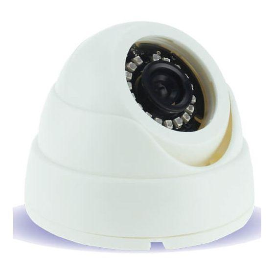 Arion Indoor Dome Security Camera, 1MP - LIRDPAD100V