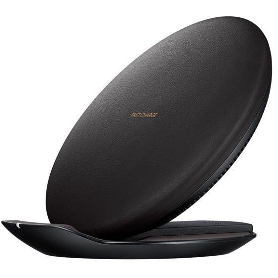 Samsung Wireless Charger, Black - EP-PG950
