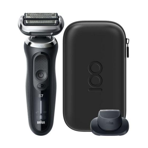 Braun 100 Years Limited Edition Series 7 Foil Shaver, Black - MBS7