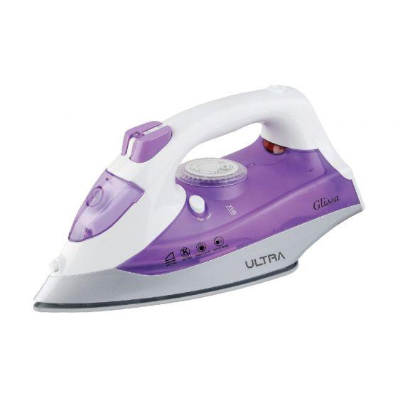 ULTRA Glissa Steam Iron, 2200 Watt, Purple - ULIRS2200C