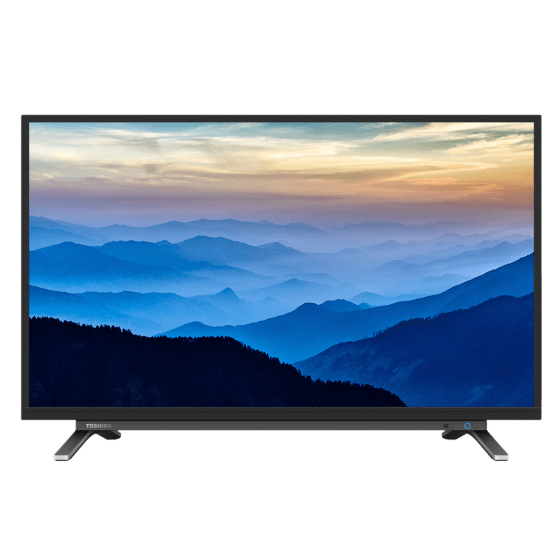 Toshiba 32 Inch HD LED TV With Built-in Receiver- 32L3965EA