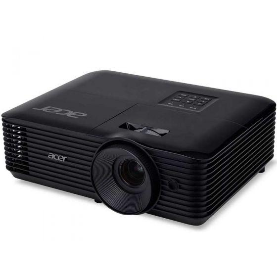 Acer DLP Projector, 800×600 Resolution, Black - X118H
