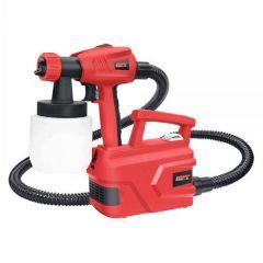 MPT Electric Spray Gun, 500 Watt, Red/White- MESG5005