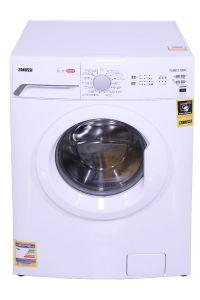 Zanussi Front Load Automatic Washing Machine, 5 KG, White- ZWF50820WW