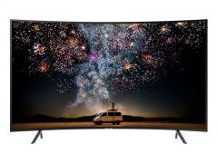 Samsung 65 Inch 4K Ultra HD Smart Curved LED TV with Built-in Receiver - 65RU7300