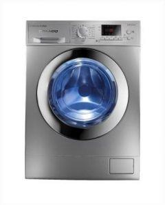White Point Grando Front Loading Digital Washing Machine, 9 KG, Silver - WPW9121DSC
