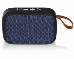 ICONZ Stylish Fabric Bluetooth Speaker, Blue - XSP02L