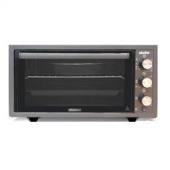 Simfer Sieo Electric Oven with Grill, 45 Liters, Black - SIEO-45b-T-L