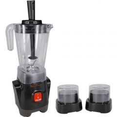 Moulinex Genuine Blender 1.25 Liter, 400 Watt, Black - LM2428EG
