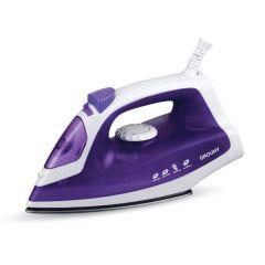 Grouhy Steam Iron, 1600 Watts, Purple/White - 14102