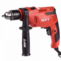 MPT Impact Drill, 800 Watt, Black/Red- MID8006