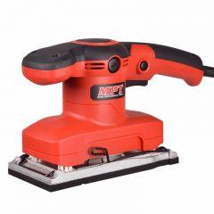 MPT Professional Finish Sander, 320 Watt, Red/Black- MFS3203