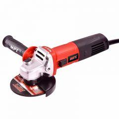 MPT Angle Grinder, 850 Watt, Black/Red- MAG8503