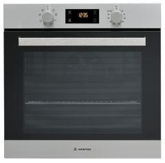 Ariston Built-In Digital Electric Oven With Grill, 66 Litres, Stainless Steel - FA3 540 H IX A