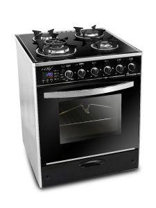 Unionaire i-Chef Smart Gas Cooker 4 Burners, Stainless Steel- C6060GSAC383