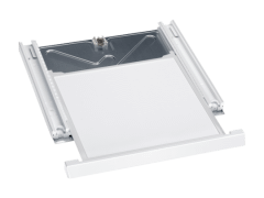 Miele Washer-Dryer Assembly Rack, Lotus White- WTV 406