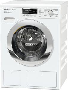 Miele Front Load Automatic Washing Machine With Dryer, 7 KG, White- WTH120 WPM