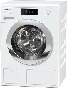 Miele Front Load Automatic Washing Machine, 9 KG, White- WCR860 WPS