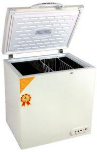 Alaska Chest Freezer, Defrost, 208 Liters, White- CH200