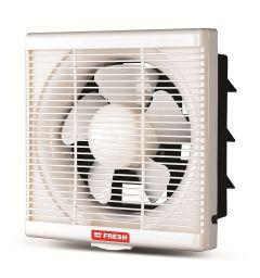 Fresh Wall Ventilating Fan, 30 cm, White