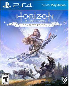 Horizon Zero Dawn Complete Edition Game for PlayStation 4