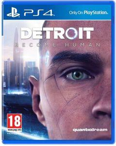 Detroit Become Human Game for PlayStation 4