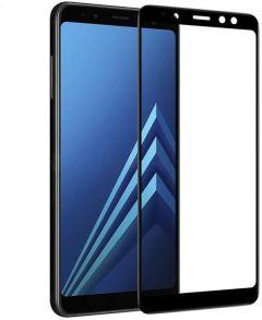 5D Screen Protector For Samsung Galaxy A8 2018 - Transparent