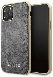 Guess Back Cover For Apple iPhone 11 Pro - Grey