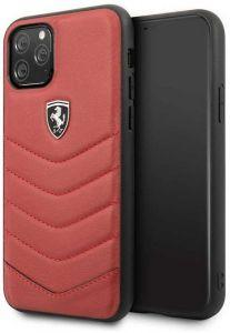 Ferrari Back Cover For Apple iPhone 11 Pro - Red
