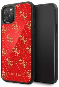 Guess Back Cover For Apple iPhone 11 Pro - Red