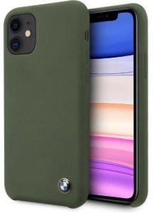 BMW Back Cover For Apple iPhone 11 - Green