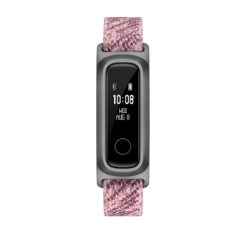 Honor Band 5 Sport Smart Watch- Pink