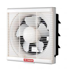 Fresh Ventilating Fan, 2 Directions, 25 cm - White