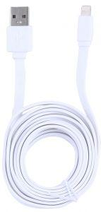 Passion 4 Lightning Cable, 2 Meter, White - 1057