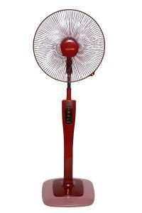 Toshiba Stand Fan With Remote Control, 16 Inch - EFS-75(PS)