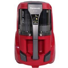 Panasonic Mega Cyclone Bagless Vacuum Cleaner, 1800 Watt, Red- MC- CL563