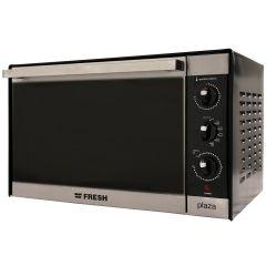 Fresh Electric Oven with Grill, 48 Liters, Black – FR-48