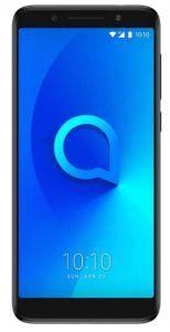 Alcatel 3X 5058I Dual Sim, 32GB, 4G LTE - Black