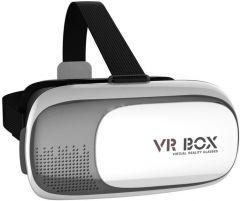 VR Box Virtual Reality 3D Glasses For Smartphones - White