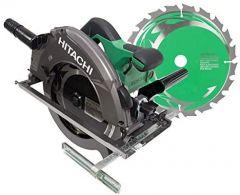 Hitachi Circular Saw, 2000 Watt, Black/Green - C9SA3