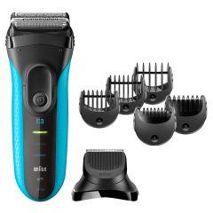 Braun Series 3 Shave And Style Wet And Dry Shaver - 3010BT