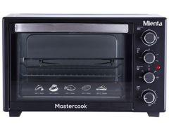 Mienta Electric Oven With Grill, 45 Liter, 2000 Watt, Black - OV30418A