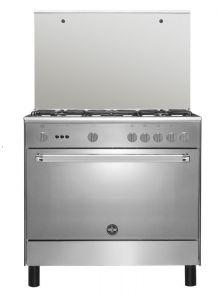 La Germania Gas Cooker, 5 Burners, Stainless Steel- 9C10GUB1X4AWW